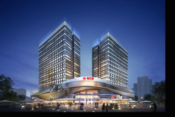 郑州龙湖锦艺城