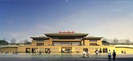 滬昆高鐵玉山南站