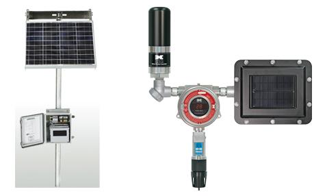 太阳能供电设备