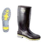 三重密度注塑防化靴TDT®
