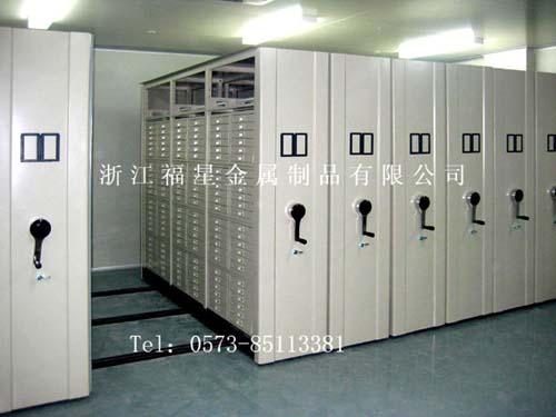 密集型蜡块柜