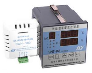 SNT-811S-E96 智能型精密数显温湿度控制器