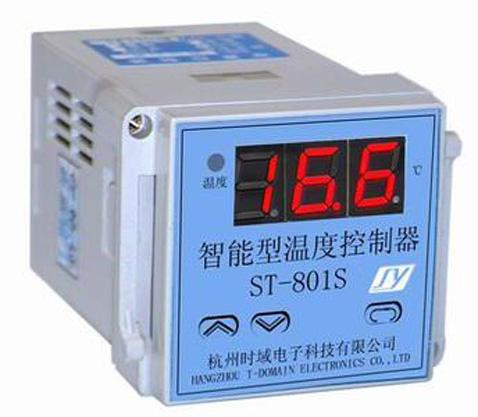 ST-801S-48 超小型精密数显温度控制器