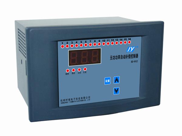SC-912 智能型低压无功功率补偿器