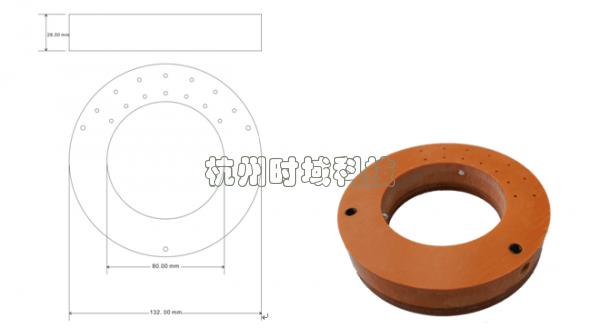 SW-600H,SW600CTH圆环式无线测温发射模块