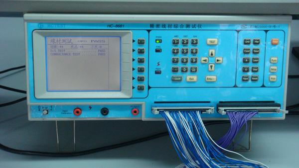 线材综合测试仪