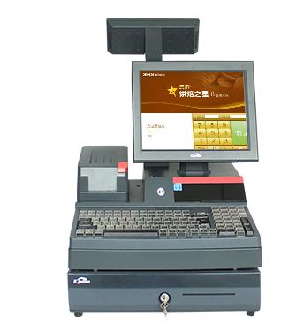 易捷通K2000一体式收款机
