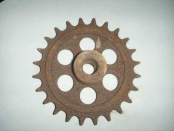 紡織機械鑄件