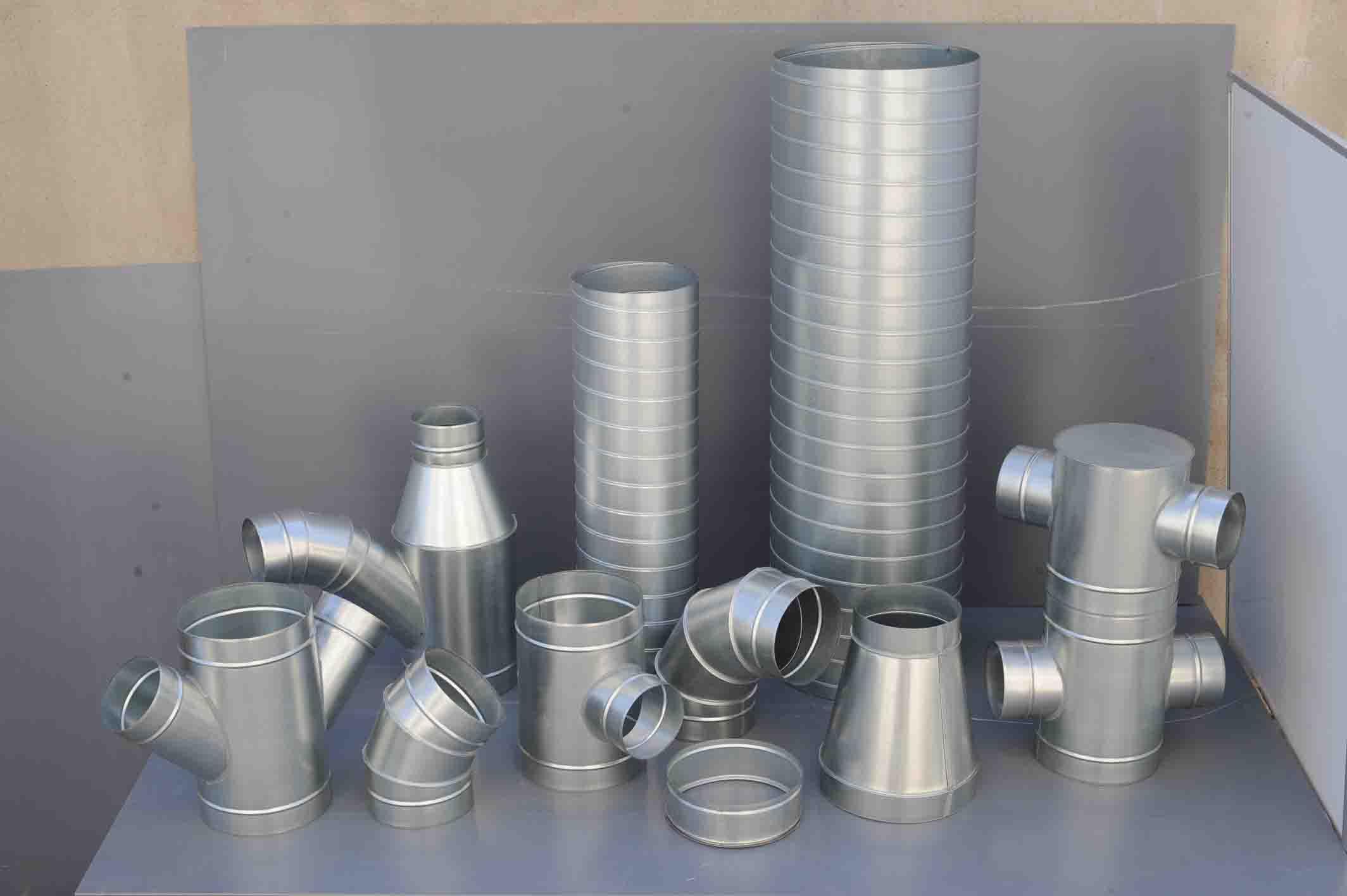螺旋风管系列产品