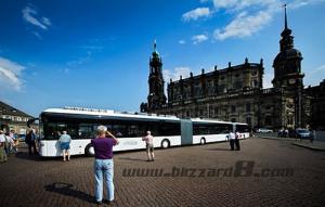 30米 有史以来最长的公交车