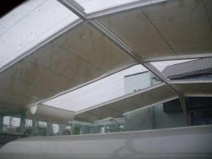 活动式膜结构顶棚