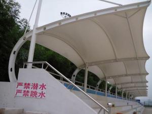 兰溪膜结构游泳池