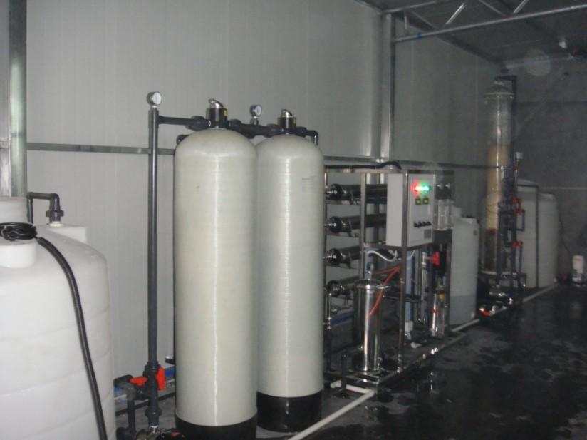 1吨/小时去离子水设备