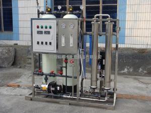 500L/H反渗透纯水设备