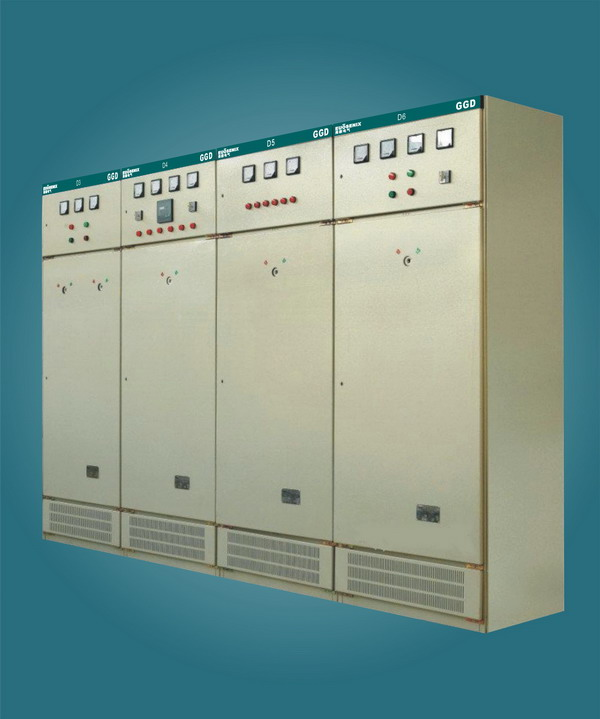 204 GGD-type AC low pressure distribution cabinet