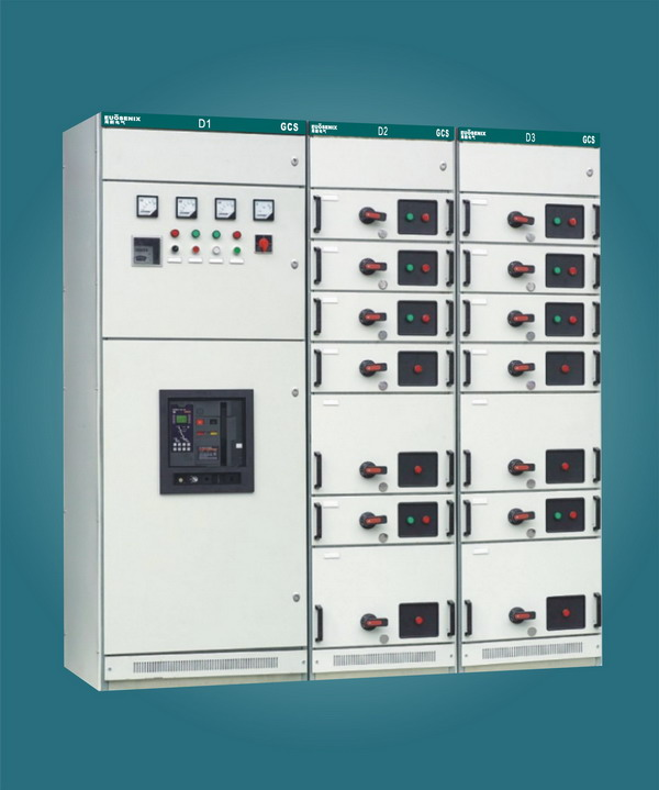 201 GCS-type low pressure draw out switch cabinet