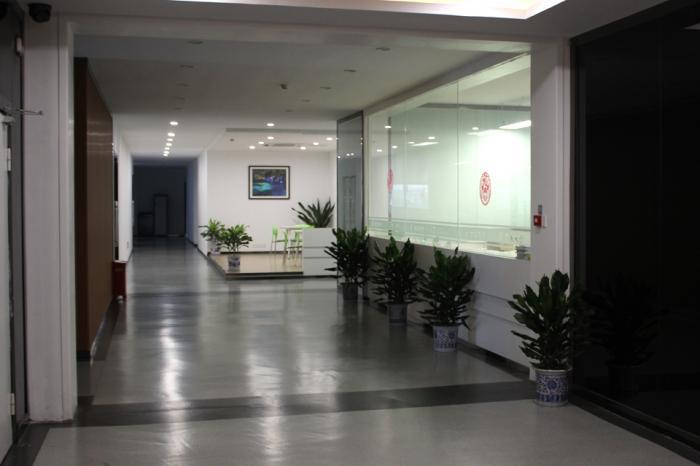 技術辦公區